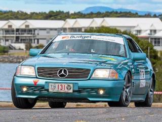Hamilton Island Couple Race Targa Tasmania