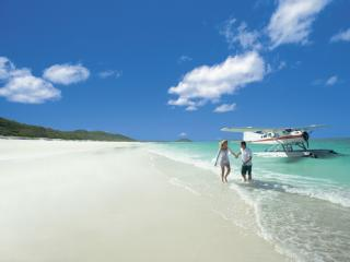 Whitehaven Beach Ranked World's Second Best Beach