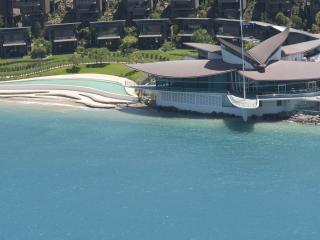 Yacht Club Villa Aerial