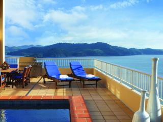 Presidential Suite Pool and Balcony